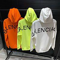 Худи - Толстовки Balenciaga разноцветная