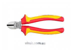 Кусачки диэлектрические YATO диагональные l=160 мм