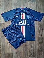 Футбольна форма ПСЖ/PSG ( Франція, Ліга 1 ), домашня, сезон 2019-2020, фото 1