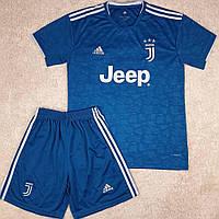 Футбольная форма Ювентус/Juventus ( Италия, Серия А ), резервная, сезон 2019-2020