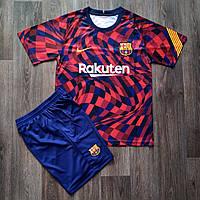 Футбольная форма Барселона резервная сезон 2020-2021