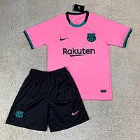 Детская футбольная форма Барселона резервная сезон 2020-2021