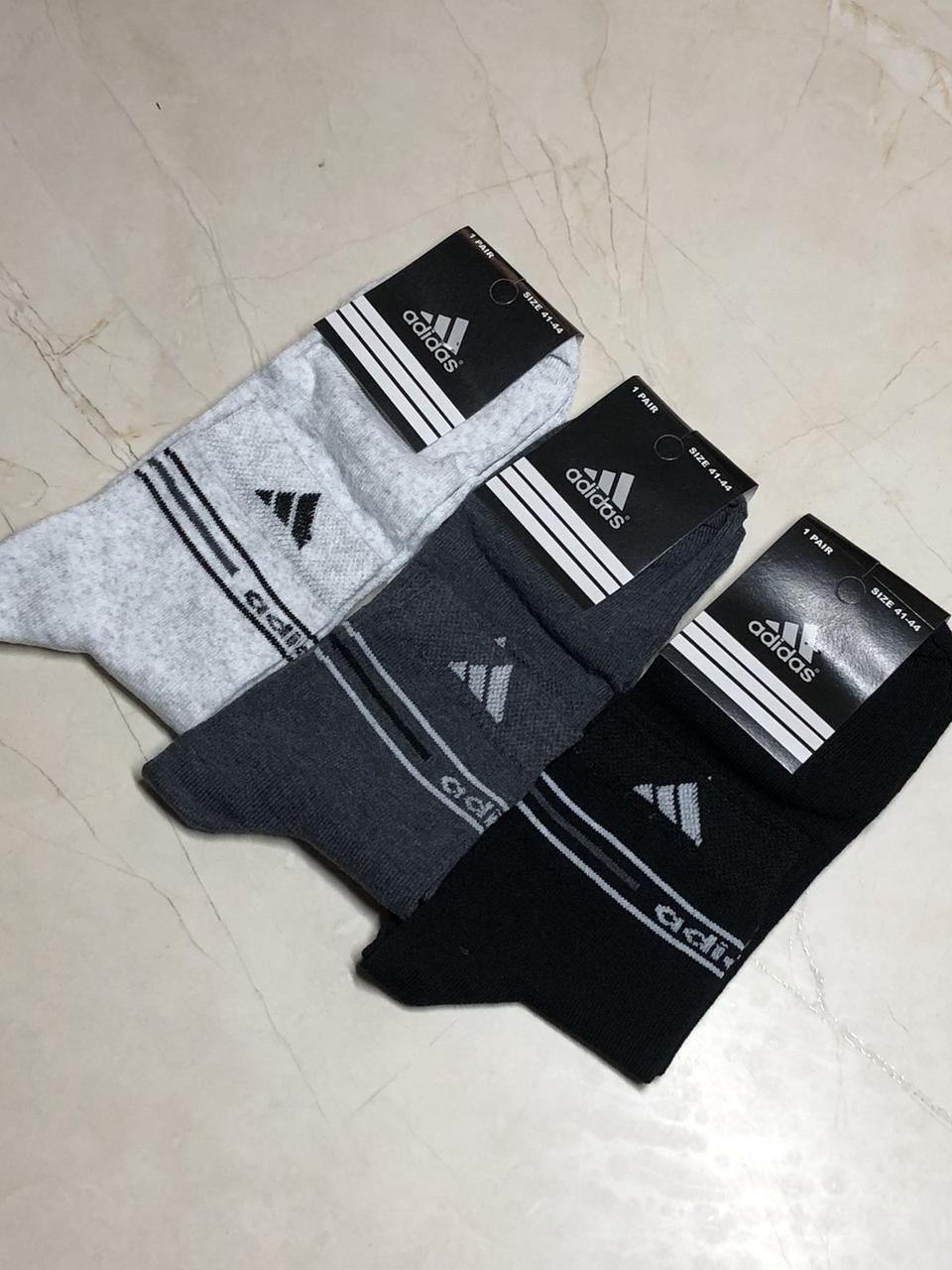 Чоловічі шкарпетки високі ADIDAS