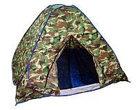 Палатка автомат зимняя камуфлированная 2х2 1.5м