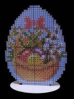 Алмазная мозаика Яйцо пасхальное. АВД-005