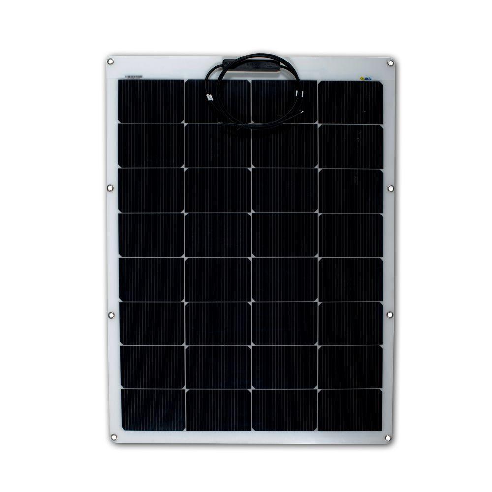 Полугибкий солнечный фотогальванический модуль ALTEK 100W ALT-FLX-100