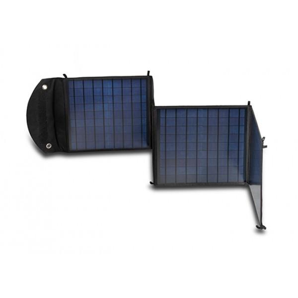 Складная солнечная походная электростанция ALTEK 50W ALT-FSP-50