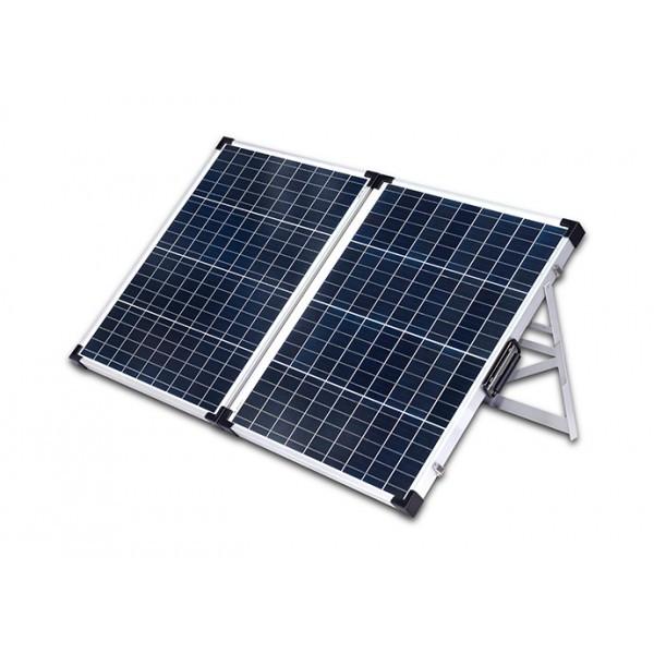 Солнечная походная электростанция ALTEK 100 Вт с контроллером заряда