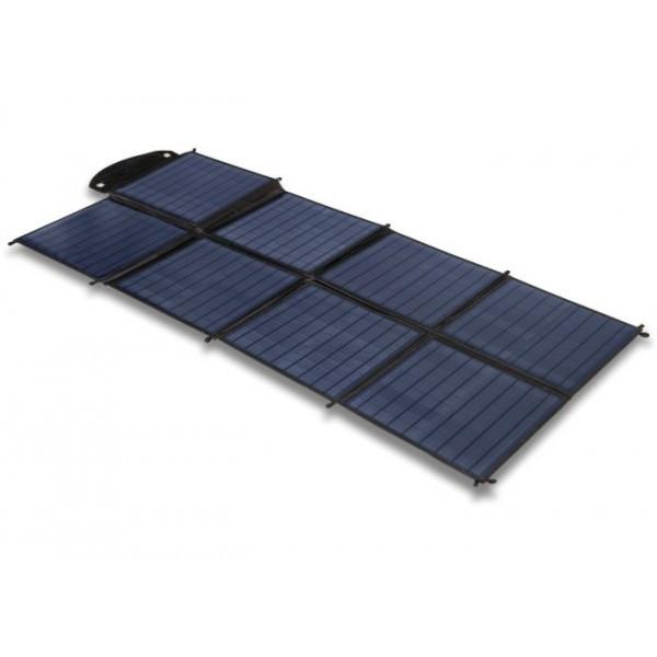 Солнечная походная электростанция ALTEK 100 Вт с контроллером заряда 10А