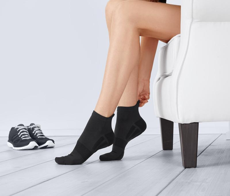 Функциональные спортивные носки, волокно tactel серии актив от тсм tchibo (чибо), р.38-40, унисекс