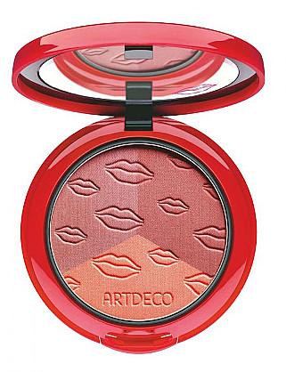 Румяна компактные Artdeco Blush Couture Iconic Red (тестер)