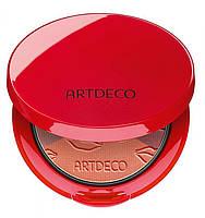 Румяна компактные Artdeco Blush Couture Iconic Red (тестер), фото 3