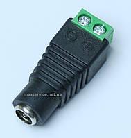 Конектор для підключення живлення 5.5/2.5мм GV-DC female (3588), фото 1