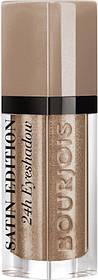 Жидкие тени для век Bourjois Satin Edition 24H Eyeshadow 06 - Drive me Grey-zy