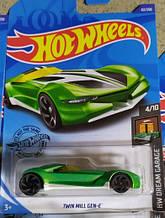 TWIN MILL GEN машина металл Hot Wheels оригинал Хот Вилс Mattel