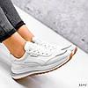 Кросівки жіночі Ursula білі 3295, фото 3