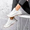 Кросівки жіночі Ursula білі 3295, фото 4