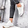 Кросівки жіночі Ursula білі 3295, фото 9