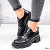 Туфли женские Gert черные 3299, фото 4