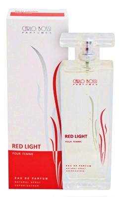 Парфюмерная вода для женщин Carlo Bossi Red Light 100 мл (01020105402)