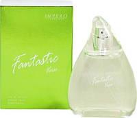 Парфюмерная вода для женщин Fantastic Verse (Carlo Bossi), 100мл