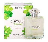 Парфюмерная вода для женщин L'Amore Spring Green (Carlo Bossi), 100мл