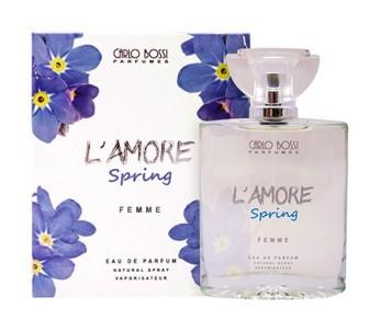 Парфюмерная вода для женщин Carlo Bossi L'Amore Spring 100 мл (01020108102)