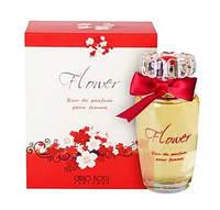Парфюмерная вода для женщин Flower Red (Carlo Bossi), 100мл