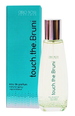 Парфюмерная вода для женщин Carlo Bossi Touch.The.Bruni 100 мл (01020107302)