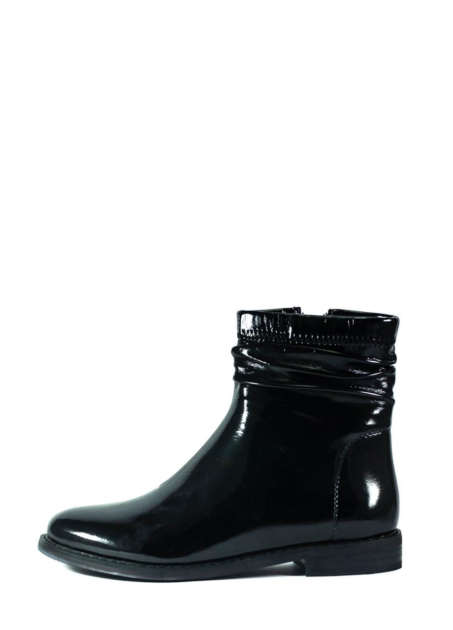 Ботинки женские Fabio Monelli H251-C1390 черные (36)