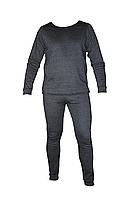 Термобелье зимнее мужское серый (от польского производителя)