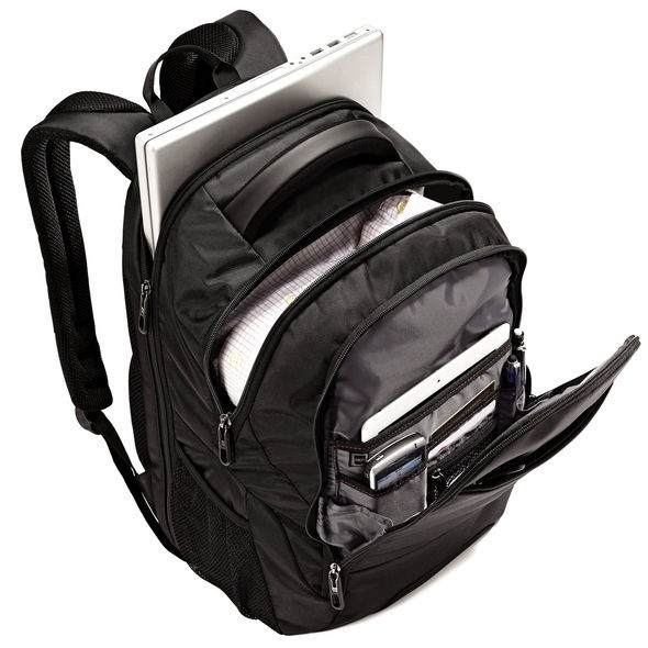 Рюкзак для ноутбука Samsonite Classic PFT Laptop Backpack Checkpoint Friendly
