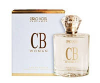 Парфюмерная вода для женщин Cb Woman (Carlo Bossi), 100мл