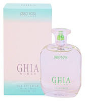 Парфюмерная вода для женщин Ghia Woman Green (Carlo Bossi), 100мл