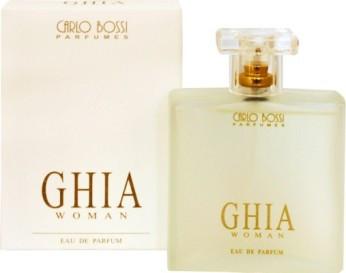 Парфюмерная вода для женщин Carlo Bossi Ghia Woman 100 мл (01020101002)