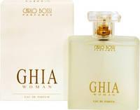 Парфюмерная вода для женщин Ghia Woman (Carlo Bossi), 100мл