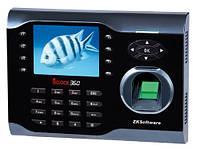 Биометрическая система учета рабочего времени по отпечатку пальца ZKTeco iClock360