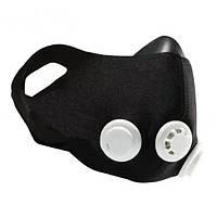 Тренувальна маска Elevation Training Mask MA-836 розмір L, киснева маска для тренувань дихання