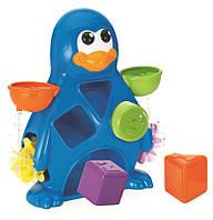 Игровой набор Сортер Веселый пингвин для ванной keenway K32205