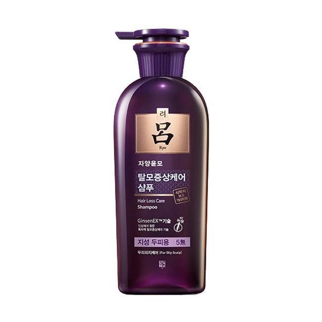 Шампунь от выпадения волос Ryo Hair Loss Care Shampoo Для жирной кожи головы 400 ml