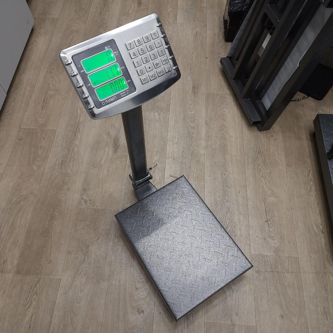 Товарные весы Олимп K1 150кг (300х400мм)