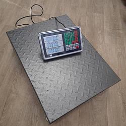 Посилені товарні ваги Олімп 102С-13_300 кг (450х600мм)