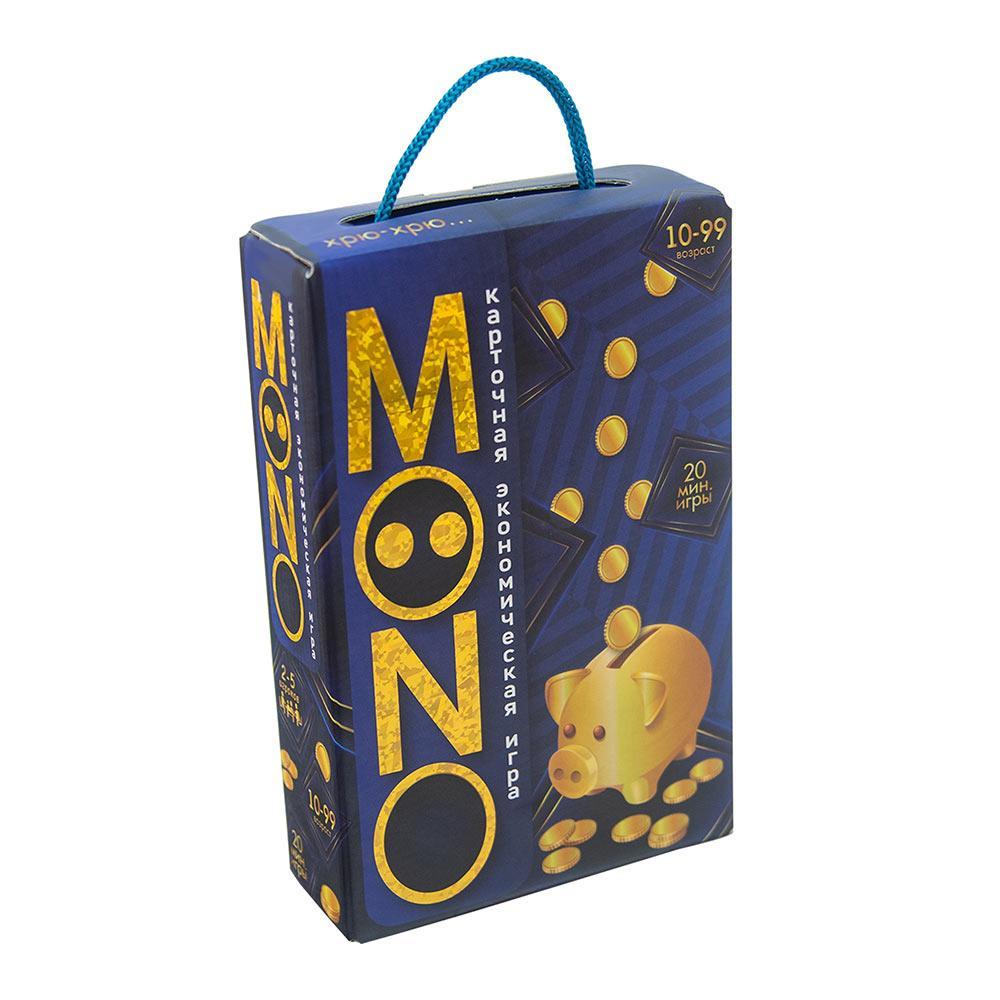 Настольная игра Mono (Быстрая монополия Сделка)