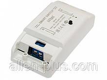 Розумний перемикач Wi-Fi LUXEL SM-04 220V 10A