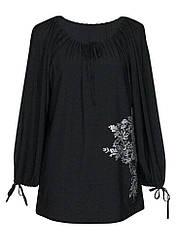 Туника женская нарядная больших размеров