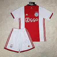 Футбольна форма Аякс/Ajax ( Нідерланди, Ередівізіє ), домашня, сезон 2019-2020