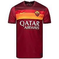 Футбольная форма Рома домашняя сезон 2020-2021
