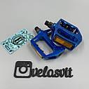 Алюмінієві педалі кольорові, фото 2