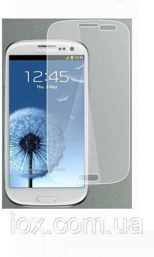Пленка для Samsung GalaxyS3 (i9300) мат. глянец