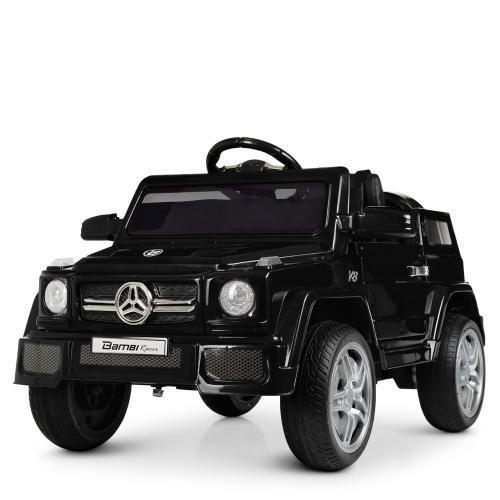Детский электромобиль Bambi M 2788EBLRS-2 черный